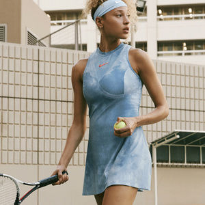 Nike Dry Maria Sharapova Day Sky Tennis Dress XS